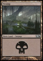 2013 Core Set: Swamp (241 D)