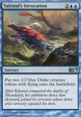 2013 Core Set: Talrand's Invocation