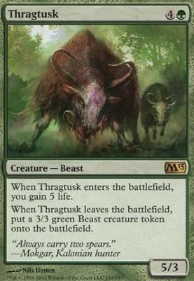 2013 Core Set: Thragtusk