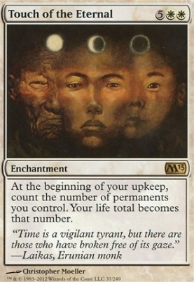 2013 Core Set: Touch of the Eternal