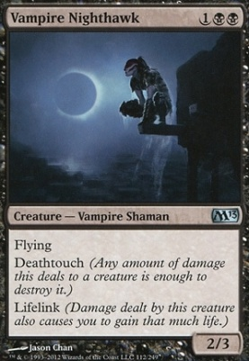 2013 Core Set: Vampire Nighthawk