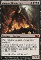 2013 Core Set Foil: Vampire Nocturnus