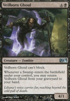 2013 Core Set Foil: Veilborn Ghoul