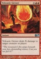 2013 Core Set Foil: Volcanic Geyser