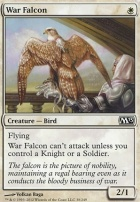 2013 Core Set Foil: War Falcon