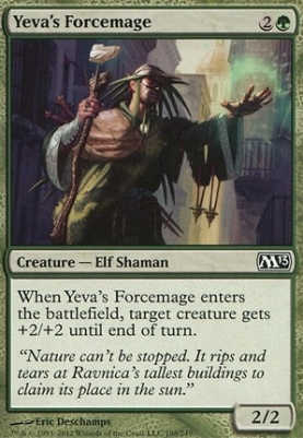2013 Core Set: Yeva's Forcemage