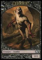 2013 Core Set: Zombie Token