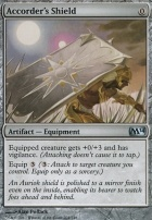 2014 Core Set Foil: Accorder's Shield