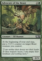 2014 Core Set: Advocate of the Beast