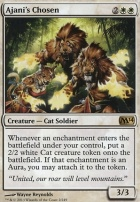 2014 Core Set: Ajani's Chosen