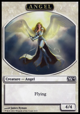 2014 Core Set: Angel Token