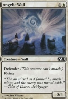2014 Core Set Foil: Angelic Wall
