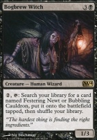 2014 Core Set: Bogbrew Witch