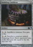 2014 Core Set: Bubbling Cauldron