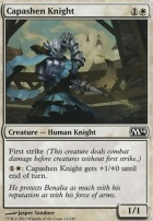 2014 Core Set: Capashen Knight