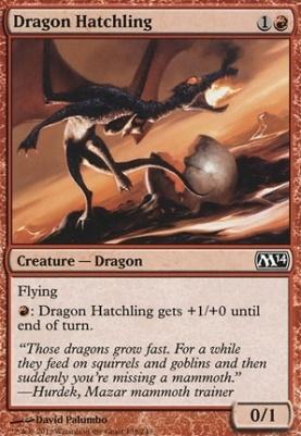 2014 Core Set: Dragon Hatchling
