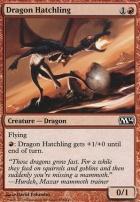 2014 Core Set Foil: Dragon Hatchling