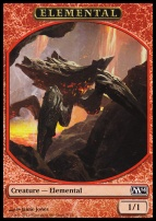 2014 Core Set: Elemental Token (Jones)