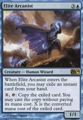 2014 Core Set Foil: Elite Arcanist