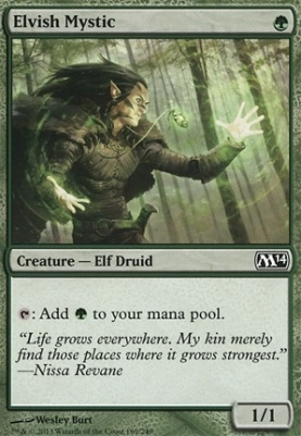 2014 Core Set: Elvish Mystic
