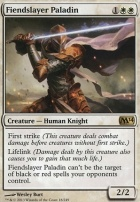 2014 Core Set: Fiendslayer Paladin