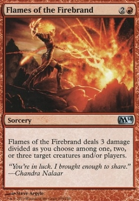 2014 Core Set: Flames of the Firebrand
