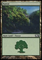 2014 Core Set: Forest (249 D)