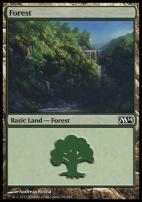 2014 Core Set: Forest (249 D)