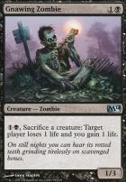 2014 Core Set: Gnawing Zombie