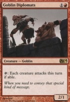 2014 Core Set: Goblin Diplomats