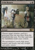 2014 Core Set: Grim Return
