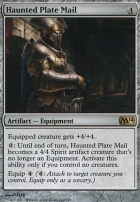 2014 Core Set: Haunted Plate Mail