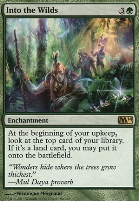 2014 Core Set: Into the Wilds