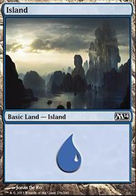 2014 Core Set: Island (236 C)