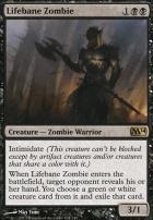 2014 Core Set: Lifebane Zombie