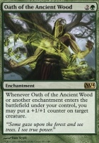 2014 Core Set: Oath of the Ancient Wood