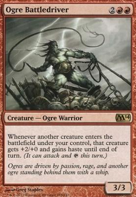 2014 Core Set: Ogre Battledriver