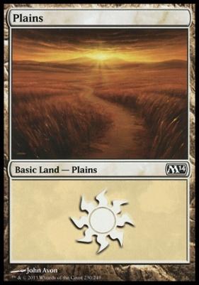 2014 Core Set: Plains (230 A)