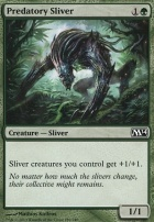2014 Core Set: Predatory Sliver