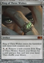 2014 Core Set: Ring of Three Wishes