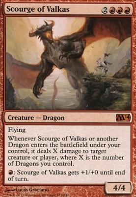 2014 Core Set: Scourge of Valkas