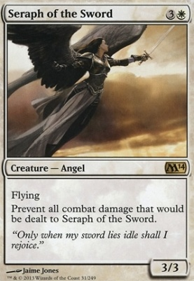 2014 Core Set: Seraph of the Sword