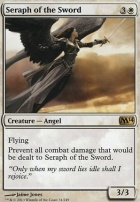 2014 Core Set Foil: Seraph of the Sword