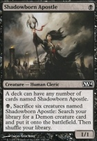 2014 Core Set: Shadowborn Apostle