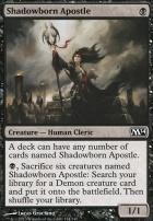 2014 Core Set: Shadowborn Apostle