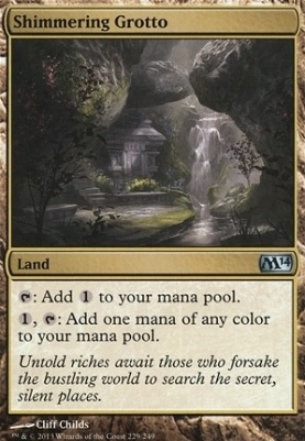 2014 Core Set: Shimmering Grotto