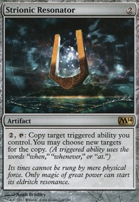 2014 Core Set Foil: Strionic Resonator