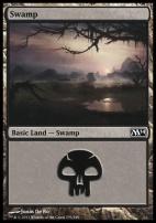 2014 Core Set: Swamp (239 B)