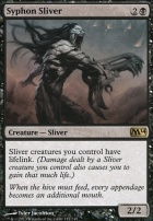 2014 Core Set: Syphon Sliver