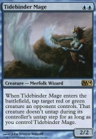 2014 Core Set Foil: Tidebinder Mage